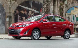 Toyota Vios tiết kiệm 50 triệu đồng tháng Ngâu, hàng 'nóng' biển ngũ quý sang tay lãi 1 tỷ
