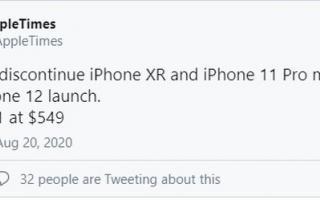 Hàng loạt mẫu iPhone cũ sẽ giảm giá 'cực sâu' sau khi iPhone 12 ra mắt