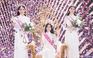 Tân Hoa hậu Việt Nam: 'Dù có là hình mẫu hay không, tôi sẽ truyền cảm hứng cho giới trẻ'