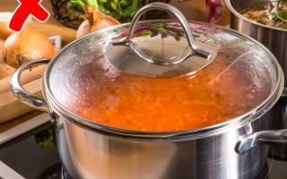 Nấu nướng mắc phải 'đại kị' chẳng khác nào rước thêm bệnh về, số 1 nhiều người Việt mắc nhất