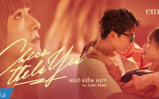 Sau 'Truyền thái y' gây sốt, Ngô Kiến Huy lấn sân hát nhạc phim
