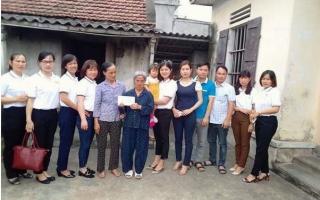 CLB trái tim nhân ái Nghĩa Hưng (Nam Định): Mang tâm thiện lan tỏa trong cộng đồng